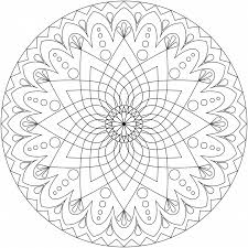 coloring pages gorgeous mandala for coloring native american