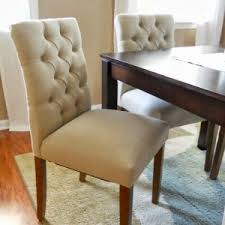 High Back Brown Leather Dining Chairs Dining Room Unbelievable The Best Tufted Dining Chair For Your