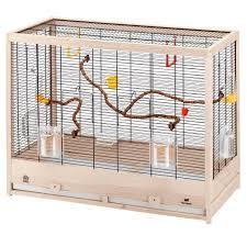 gabbie per gabbie per canarini cocorite e uccelli esotici ferplast giulietta