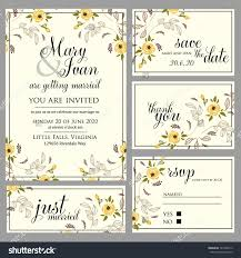 fascinating wedding invitations and rsvp card sets 97 with
