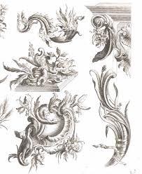 antiques rococo louis xv decor decorations hertel