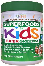 doctor formulated kids superfood greens cocoa chocolate u2013 feel