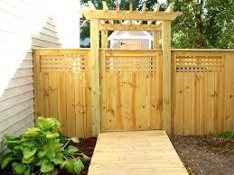 backyard 25 fetching landscaping ideas for backyard fencing