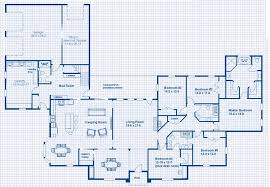 5 bedroom 1 story house plans house plans single story two wings adhome