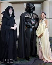 Anakin Halloween Costume Emperor Palpatine Darth Vader Aka Anakin Skywalker Star