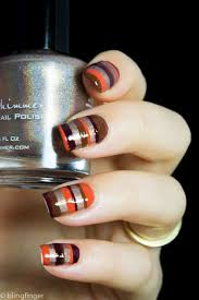 664 best fall nails images on pinterest make up autumn nails