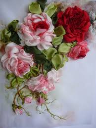 silk ribbon roses 2373 best silk ribbon embroidery ribbon work 3 images on