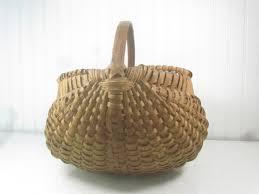 buttocks basket basket gathering basket wicker basket