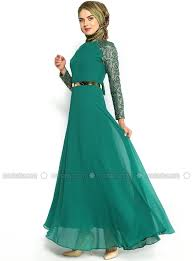 Pakaian Gamis Terbaru 2016 gamis wanita muslim masa kini busanatrendi