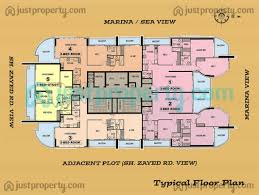 the zen tower floor plans justproperty com