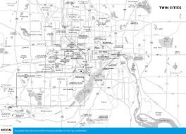 Mn Highway Map Printable Travel Maps Of Minnesota Moon Travel Guides