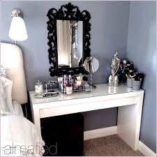 bedroom makeup dresser with mirror bed vanity makeup vanity
