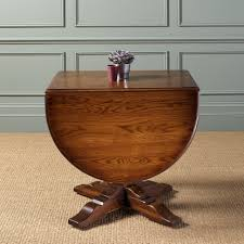 Drop Leaf Kitchen Table For Small Spaces Best Drop Leaf Kitchen Tables For Small Spaces Regarding Retro