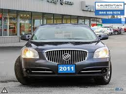 pre owned 2011 buick lucerne cxl not your grandfathers car 4dr