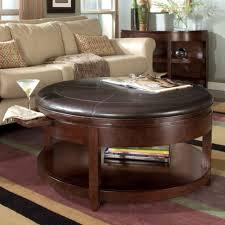 Ottoman Table Combination Furniture Leather Ottoman Ottoman Table Tray Fabric Coffee