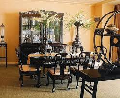 Chinese Chippendale Dining Chairs Chinese Rosewood Dining Room Set Antique Chinese Dining Table And