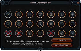 challenge system runescape guide runehq