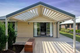 Louvered Roof Pergola by Beautiful Opening Roof Louvred Patios
