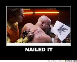 best nailed it memes