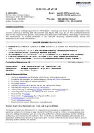 srikanth system administrator u0026 network engineer for 6 yrs
