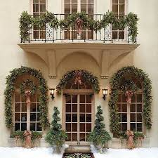 Kirkland Christmas Outdoor Decorations by 228 Best Christmas Porches Images On Pinterest Christmas Time