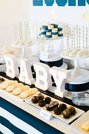 Blue Baby Shower Decorations 35 Boy Baby Shower Decorations That Are Worth Trying Digsdigs