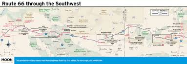 Map Of Sw Usa route 66 road trip usa route 66 coach tours in usa one guy