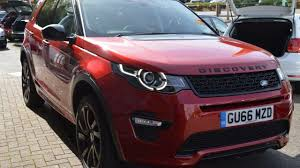 land rover discovery sport 2017 white 2017 landrover discovery sport hse dynamic lux 2 0 td4 auto