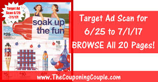 target scanned black friday ad target ad scan for 6 25 to 7 1 17 browse all 20 pages
