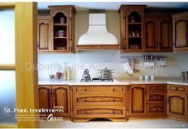 wooden kitchen furniture solid wood kitchen cabinet high end furniture oc best service