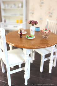65 best miniature shabby chic dining room images on pinterest