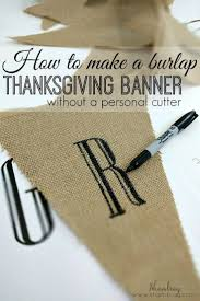thanksgiving burlap banner 345 best buntings banners garlands images on