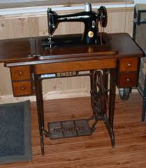 Singer Sewing Machine Cabinets by My Singer 66 Treadle Sewing Machine My Recycled Bags Com