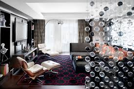apartments studio apartment decorating ideas with grey furry rug