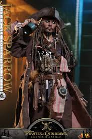 pirates of the caribbean dead men tell no tales jack sparrow by