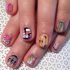 a guide to miami u0027s best nail art salons gloss nail bar in