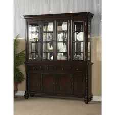 dining room hutch ideas dining room an amazing black wooden dining room hutch ideas with