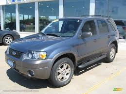 Ford Escape Horsepower - 2005 ford escape xlt v6 4wd in norsea blue metallic d41598