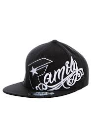 and straps family is forever black white flex fit