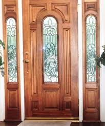glass wood doors custom stained glass and embellished wooden doors