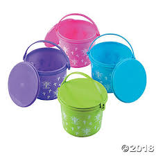 easter pails religious easter pails with lid trading discontinued