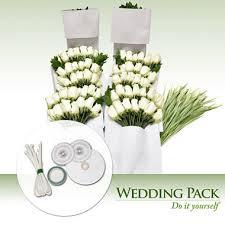 sams club wedding flowers do it yourself wedding flowers kit white roses 200 stems