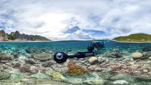 Coral Reefs Of The World Map by Swim Through The Oceans At Your Desk With Google U0027s 360 Degree