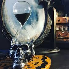 skull egg timer from tk maxx skull home halloween decor