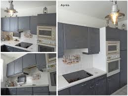 relooking cuisine avant apr鑚 renovation cuisine en image avant apr s renovee apres