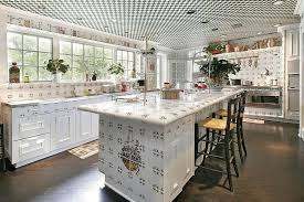 eclectic kitchen with hardwood floors by home stratosphere