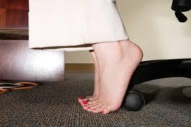 desk exercise strengthen your calves