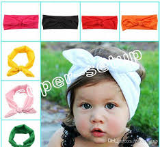 baby girl headwraps wraps baby headband jersey knit headwraps infant