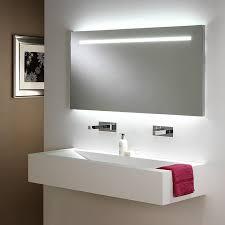 Lit Bathroom Mirror Impressive Illuminated Bathroom Mirror Lighted Wall Mirrors For