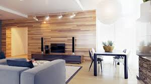 neutral living room wood clad walls interior design ideas